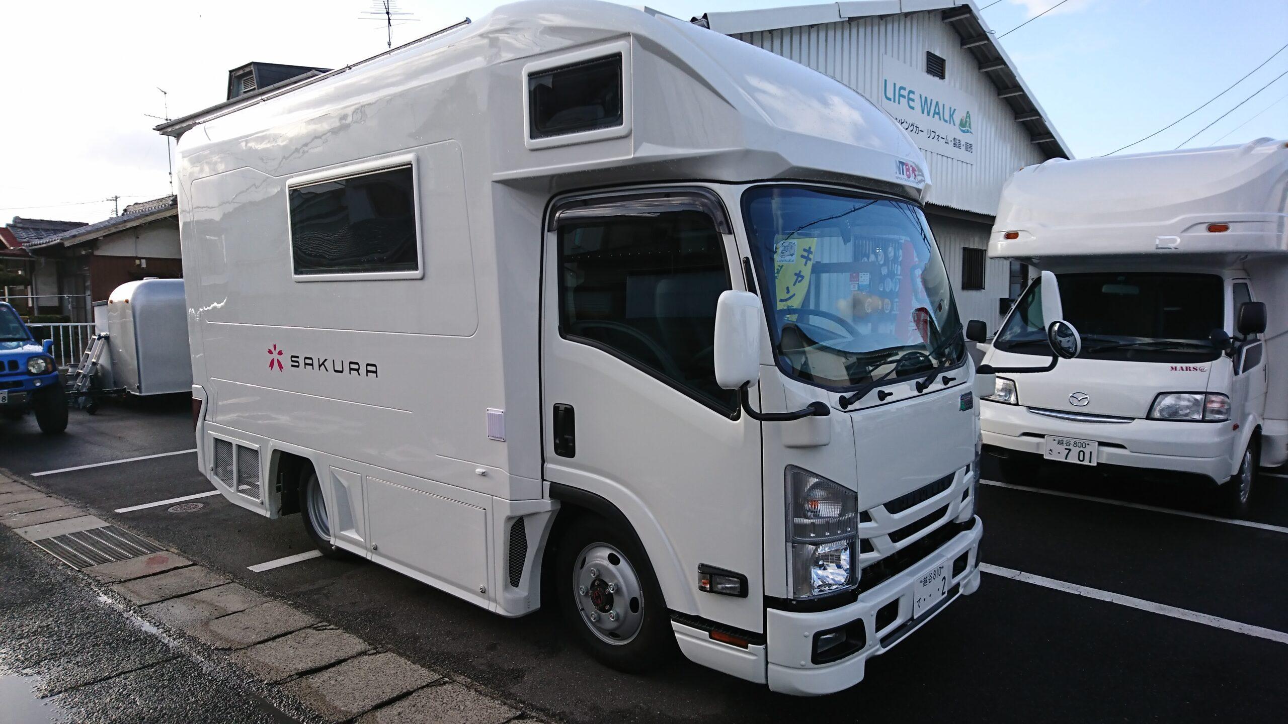 NTB社 SAKURA 見学・試乗会