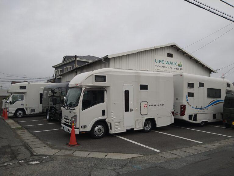 NTB社キャンピングカー
